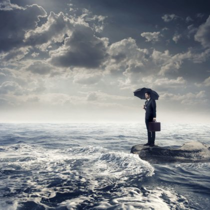 Businesses not adapting to climate change