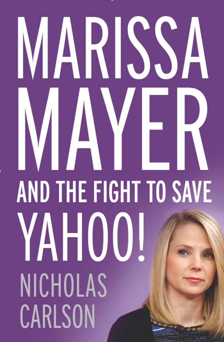 Books: Marissa Mayer and the fight to save Yahoo