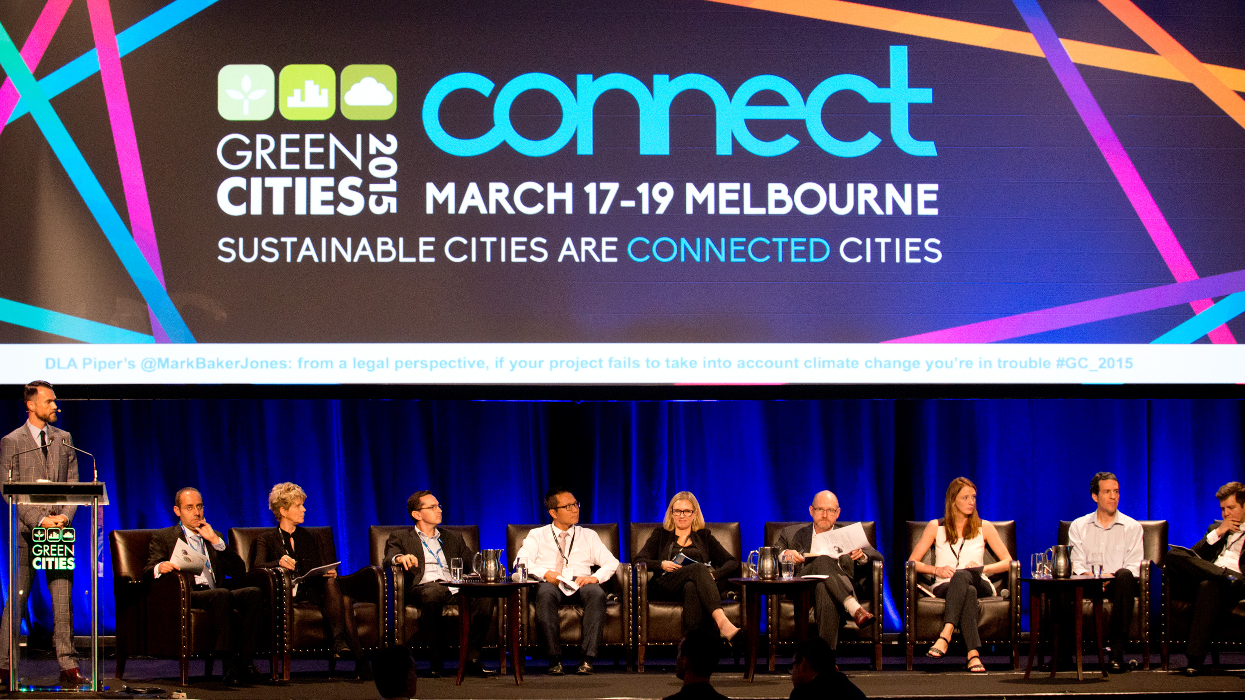 Sustainability changing cities for the better