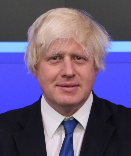 Boris Johnson is a weird choice