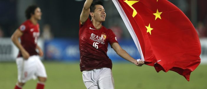 What China's soccer spending teaches us about globalisation